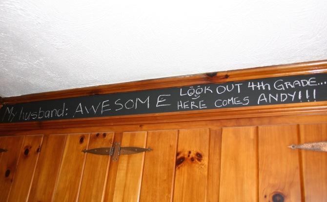 Chalkboard 001
