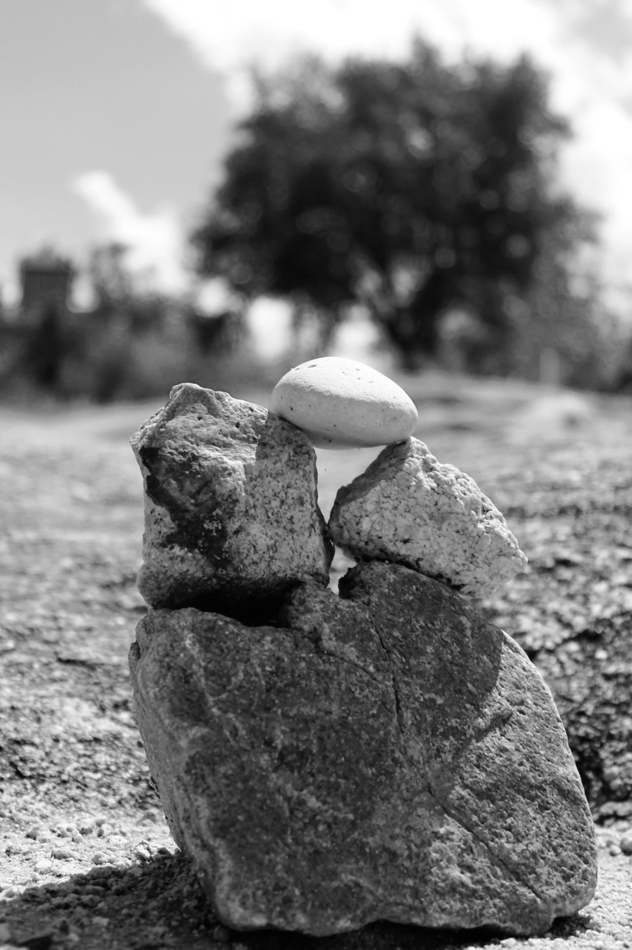 Rocky Rock Art — SummerRerun