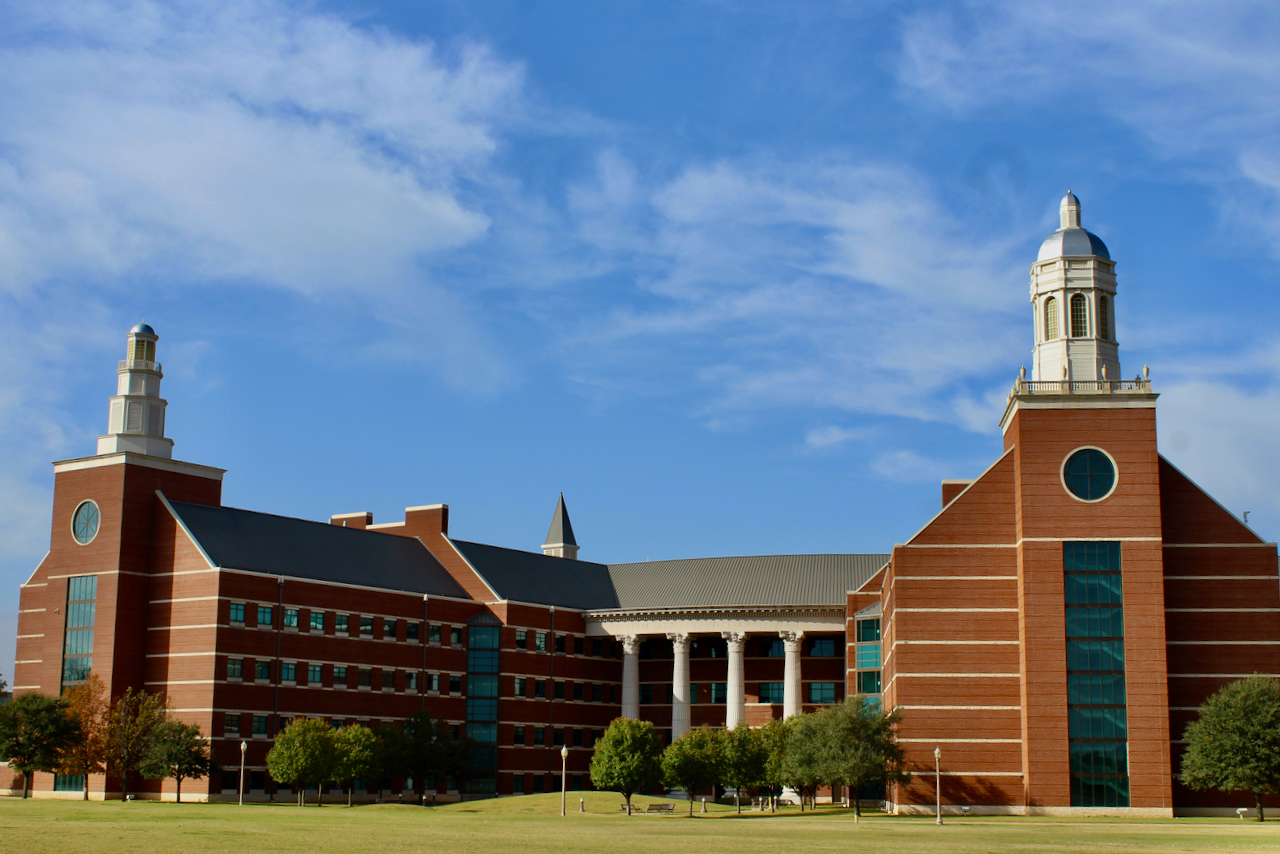 Buildings at Baylor