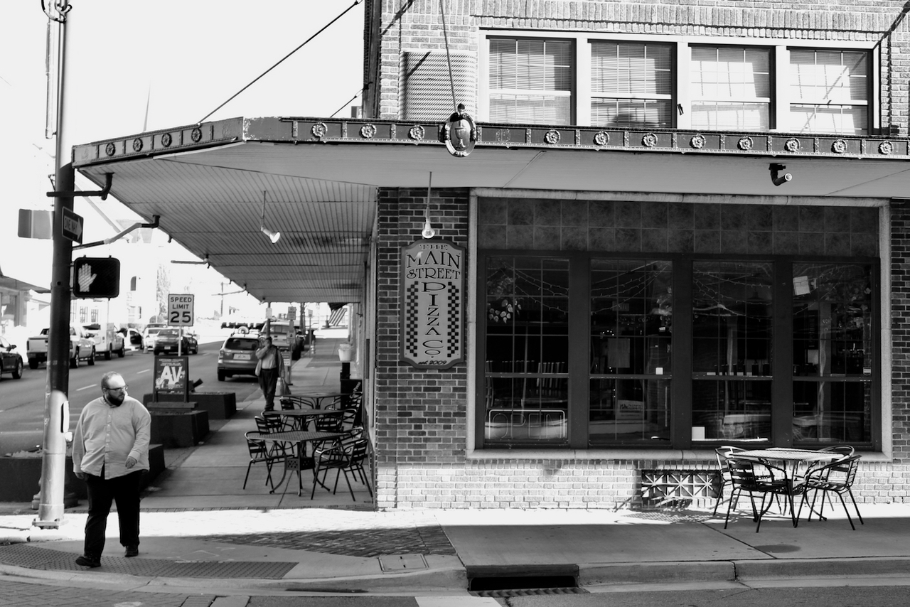 Mid-week Monochrome #51 — Streets of Johnson City, TN