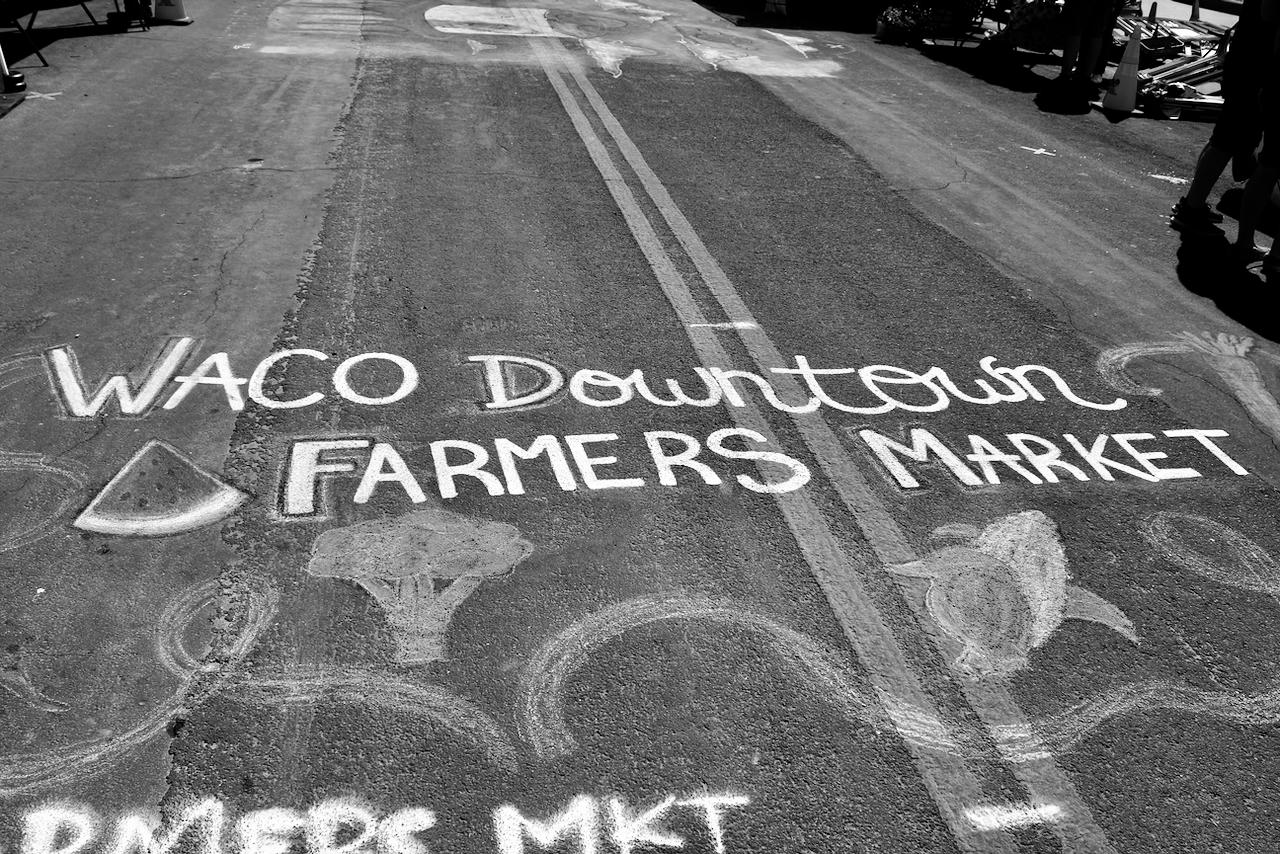 Waco Chalk Art