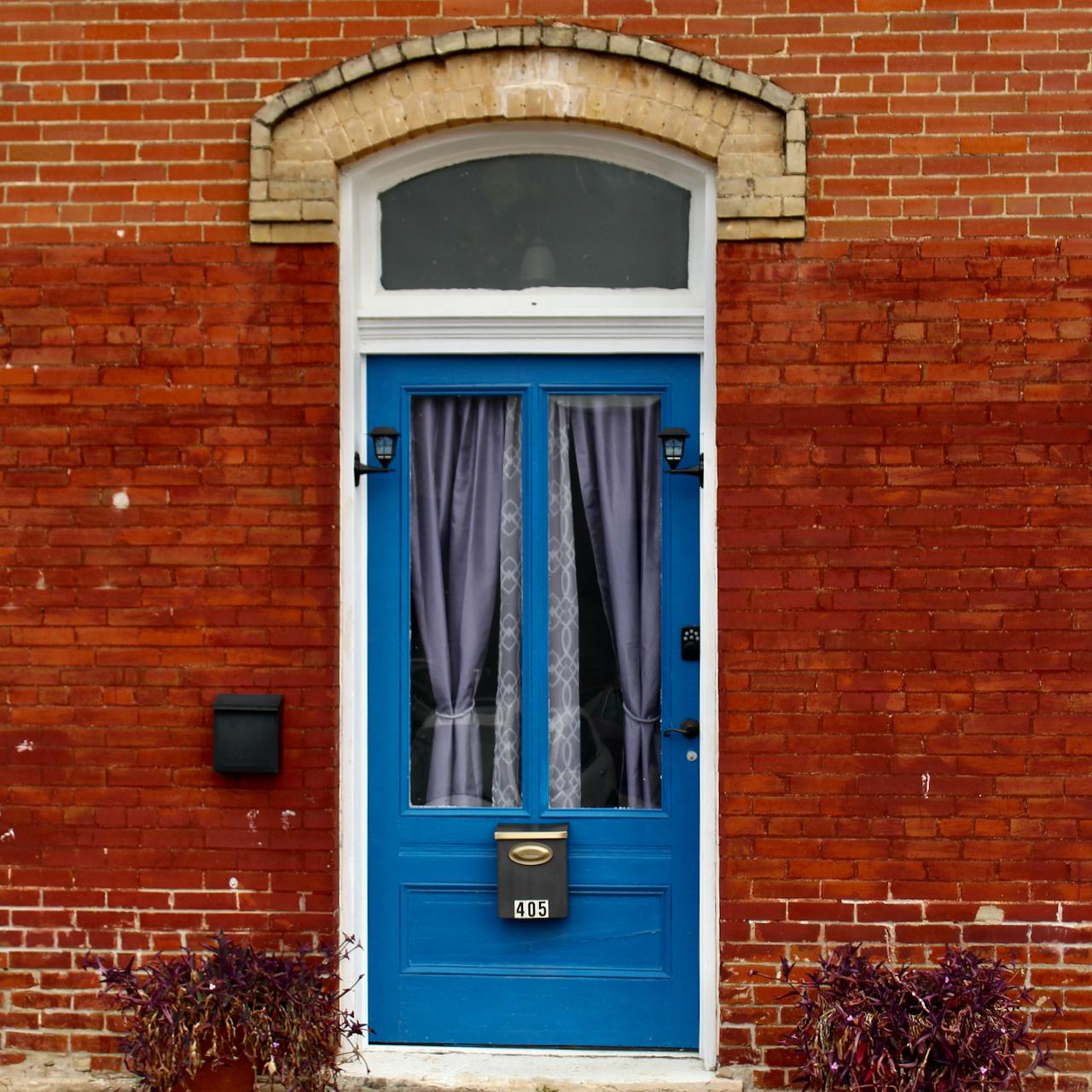 Thursday Doors — McGregor,TX