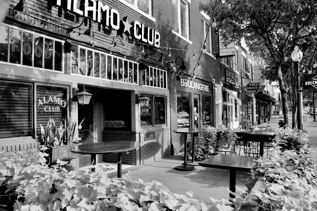 Thursday Doors — The AlamoClub